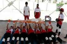 2 گروه برترالمپیاد مهارت های امدادی دادرسان هلال احمر خراسان جنوبی به مسابقات کشوری راه یافتند