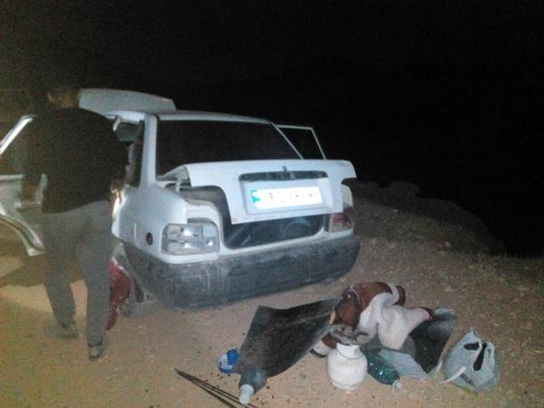 دستگیری ۳ نفر متخلف شروع به شکار در دزفول