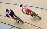دوچرخه سوار یزدی مدال طلای مسابقات جهانی را کسب کرد