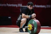 مکوندی دومین وزنه بردار اوت شده ایران