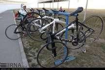 دوچرخه سواری با اعمال شاقه در بیرجند