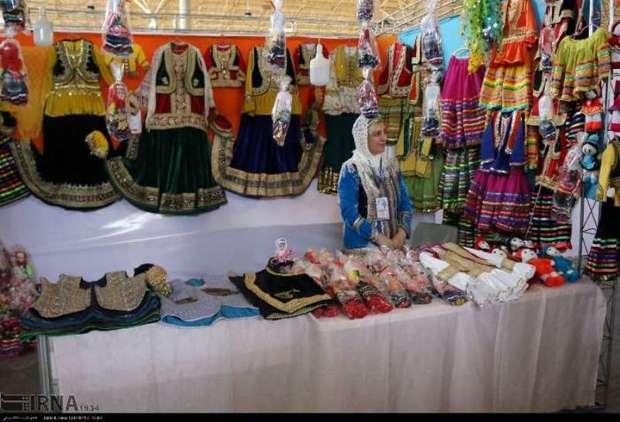 نمایشگاه صنایع دستی تبریز 1.1 میلیارد تومان فروش داشت