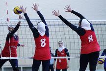 اردوی تیم ملی والیبال زنان با 2 ورزشکار از گلستان آغاز شد