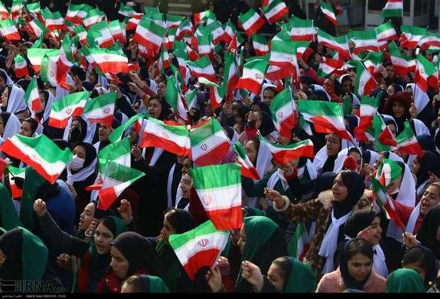 جشن های چهلمین فجر انقلاب در چهارمحال و بختیاری آغاز شد