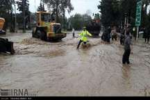 پایان هفته بارانی در مازندران   هشدار وقوع سیلاب در رودخانه ها