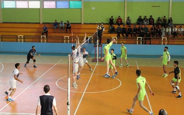 والیبالیست های ناشنوا گلستان نایب قهرمان کشور شدند