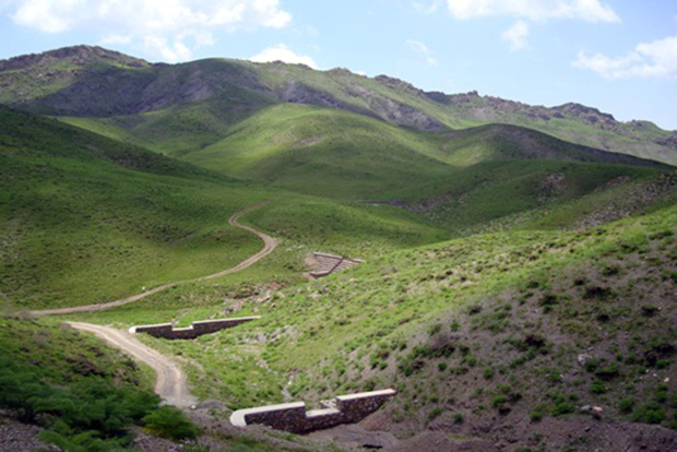 10 میلیارد ریال برای طرح های آبخیزداری کردستان تخصیص یافت