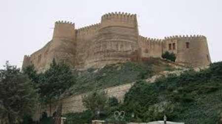 آزادسازی عرصه شمالی حریم قلعه فلک الافلاک خرم آباد