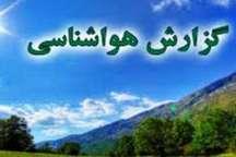 مردم استان زنجان به تدریج هوا خنک تری را تجربه خواهند کرد