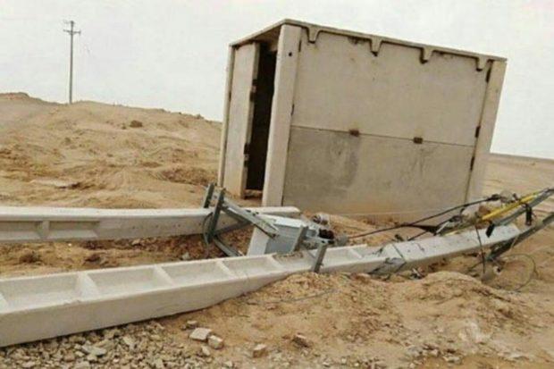 آب انتقالی به استان یزد امروز برقرار می شود