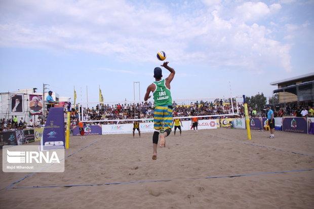 دعوت ۴ گلستانی به تیم ملی والیبال ساحلی