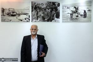 مراسم نکوداشت عکاسان دوران دفاع مقدس