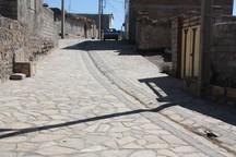 77 روستای نقده دارای سند طرح هادی است