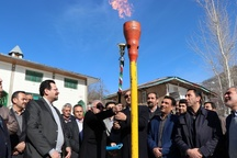 27 روستای رودبار از نعمت گاز بهرهمند شدند