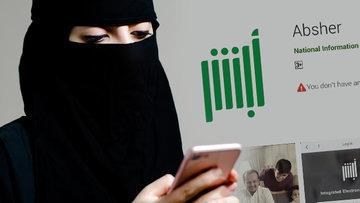 خودداری اپل و گوگل از حذف اپلیکیشن عربستانی ردیاب زنان!