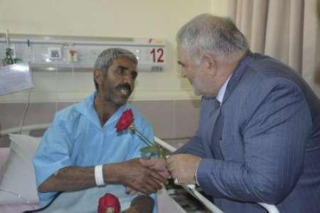 استاندارگلستان: مشکلات حادثه دیدگان معدن آزادشهر رسیدگی و رفع می شود