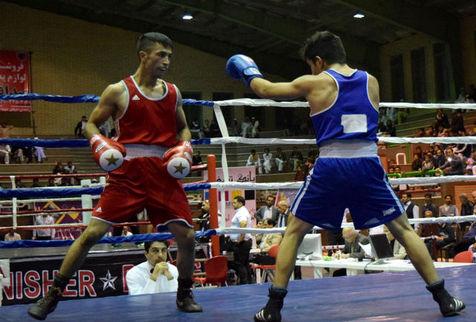 فینالیستهای رقابتهای بوکس قهرمانی نوجوانان مشخص شدند