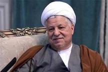 نخستین سالگرد ارتحال آیت الله هاشمی رفسنجانی در مشهد