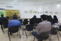 نشست مهدویت در نمایشگاه قرآن البرز برگزار شد