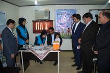 86 هزار کودک جنوب کرمان در برابر فلج اطفال واکسینه می شوند