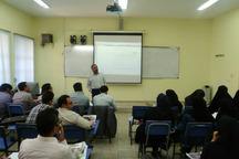دوره آموزشی سرگروه های ریاضی کشور در اراک آغاز شد