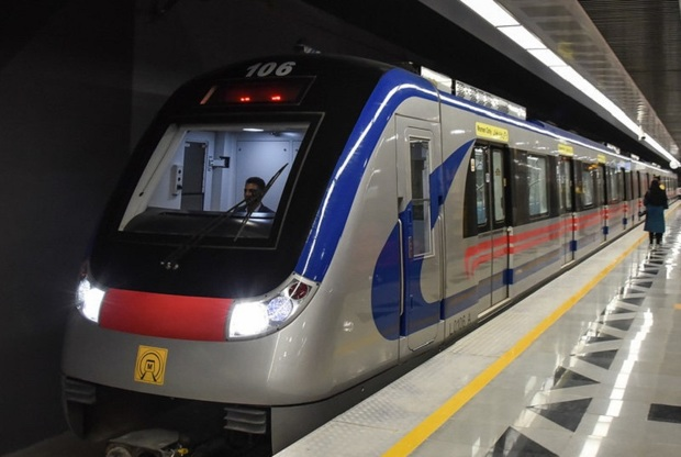 مترو تهران به تماشاگران فینال فوتبال آسیا خدمات ارائه می دهد