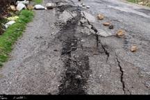 بارشهای اخیر 35 میلیارد تومان خسارت به جاده های پاوه زد