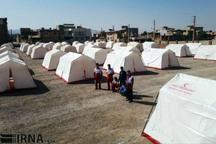 400 چادر امدادی از سبزوار به مناطق سیل زده خوزستان ارسال شد