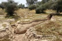 زنگ خطرفرونشست زمین در فارس به صدا درآمده است