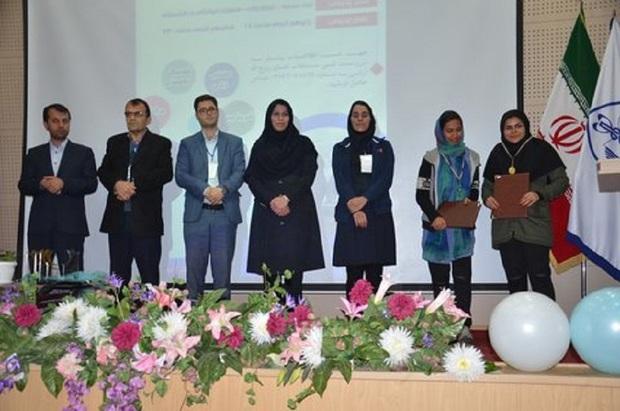 مسابقات ورزشی دانشجویان علوم پزشکی استانهای خراسان در تربت حیدریه