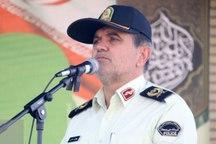 مبارزه با قاچاق کالا در اولویت کاری نیروی انتظامی سمنان است