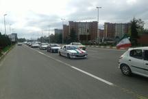 برگزاری همایش اتومبیلرانی و موتورسواری در آستارا
