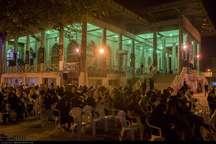 مراسم نخستین شب از لیالی قدر در گیلان برگزار شد