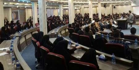 برگزاری همایش دانش آموزان رای اولی درقم