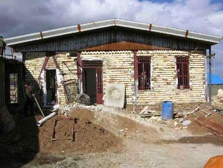 ۳۲درصد مساکن روستایی آذربایجان غربی مقاوم سازی شده است