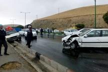 سوانح رانندگی در خراسان شمالی 11 مجروح داشت