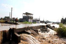 سیلاب در جنوب کرمان خسارت هنگفتی به زیرساختها وارد کرد