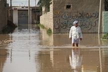 سیل به 700 واحد مسکونی روستایی شوش خسارت زد