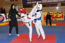 تهران، قهرمان مسابقات تکواندو نوجوانان دختر ایران شد