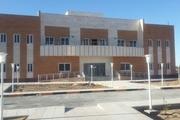 درمانگاه تامین اجتماعی راور مورد بهره برداری قرار گرفت