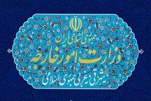 وزارت خارجه: ظریف در نیویورک از حقوق مردم و کشور دفاع کرد