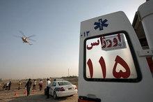 ارائه خدمات درمانی به بیش از 3000 نفر در مراسم ارتحال امام/14 نفر راهی بیمارستان شدند