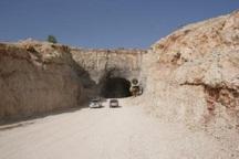 40 میلیارد ریال برای بازگشایی تونل زره ناغان اختصاص یافت