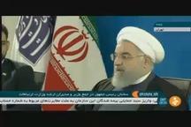 روحانی: این فناوری ارتباطات بود که توانست پیام انقلاب را سریعتر به مردم برساند