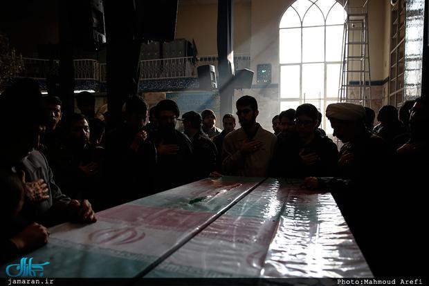 جزئیات مراسم تشییع و تدفین 2 شهید گمنام در دانشگاه آزاد اسلامی تهران جنوب