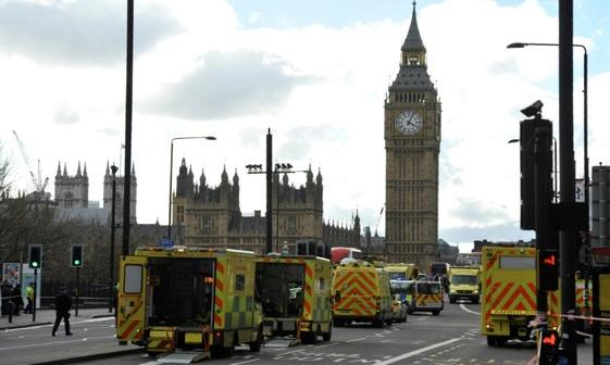 عکس/ در قلب لندن