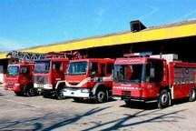 انجام 28 عملیات ویژه چهارشنبه آخر سال توسط آتش نشانان کلانشهر رشت