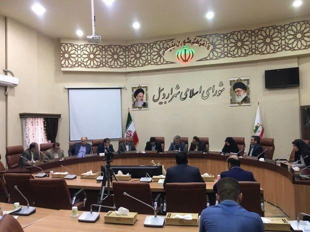 تندیس جانباز دستاری در میدان جهاد اردبیل نصب خواهد شد