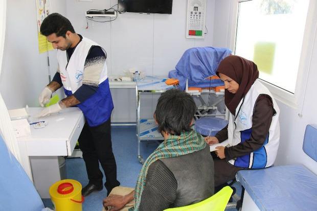 کلینیک های سیار ایدز در خاش و زاهدان راه اندازی شد