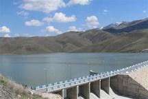 ذخیره آب سد کمال صالح براثر سیلاب برای مصرف مطلوب نیست